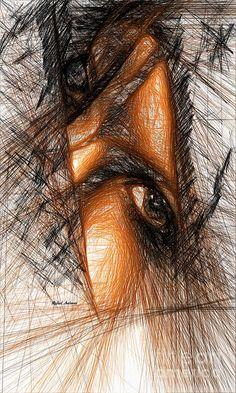 Hide And Peek Poster by Rafael Salazar