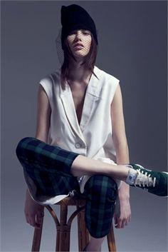 Rhianna Porter - Vogue.it