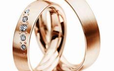 Verighete aur roz MDV986 #verighete #verighete5mm #verigheteaur #verigheteaurroz #magazinuldeverighete Love Bracelets, Cartier Love Bracelet, Bangles, Aur, Diamond Wedding Rings, Engagement Rings, Model, Jewelry, Diamond