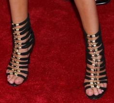 9dd3cf013 9 Standout Heels from the 2014 Met Gala Sexy High Heels
