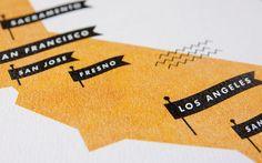 california state map.