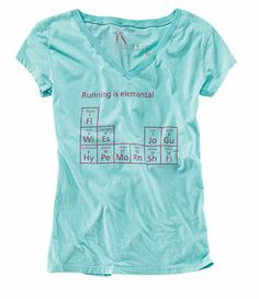 Running V-Neck Tee - Products - Product Groups - Title Nine