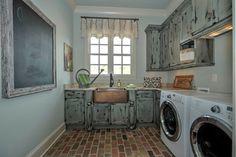 Kings Chapel Showcase Homes - Laundry - Arrington, TN