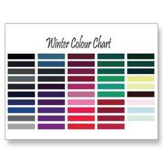 color me beautiful winter - Bing Images