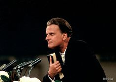 Billy Graham, Houston Crusade, 1965.