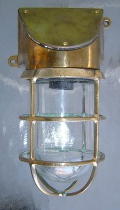 Original Pauluhn Cast Brass Nautical Bulkhead Light Polished u0026 Rewired! & Original Pauluhn Cast Brass Nautical Bulkhead Light Polished and ... azcodes.com