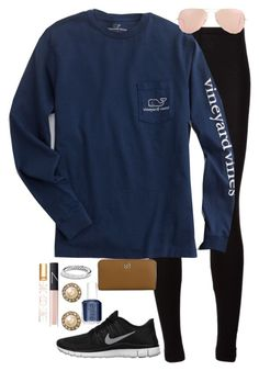 """No School Today!//Tag"" by sydney1192 ❤ liked on Polyvore featuring Splendid, Vineyard Vines, Ray-Ban, Kate Spade, David Yurman, Tory Burch, Essie, NARS Cosmetics and thisorthat"