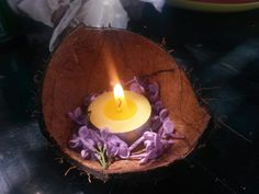 coconut candle <3