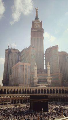 Mekkah...