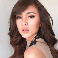 Sofia Andres Filipina, Celebs, Celebrities, Up Styles, Makeup Inspo, Gorgeous Hair, Hair Cuts, Make Up, Bae
