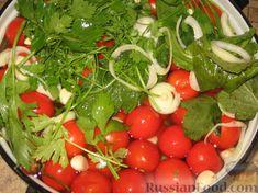 Рецепт: Помидоры соленые на RussianFood.com