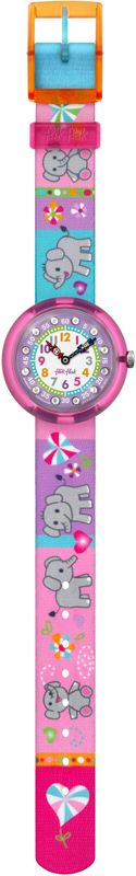 Flik Flak FBNP022 Baby Elephants Childrens Swiss Watch #FlikFlak #Elephants #ChildrensWatch #Watch #Time #SwissWatch