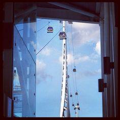 high #photography #blue #london #city