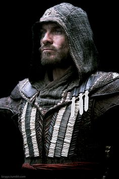"Michael Fassbender as Callum Lynch /Aguilarin ""Assassin's Creed"""