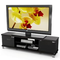 B-207-CHT Holland 70.75-Inch Extra Wide TV/Component Bench - http://www.furniturendecor.com/b-207-cht-holland-70-75-inch-extra-wide/ - Categories:Dining Room Furniture, Dining Room Sets, Furniture, Home, Home and Kitchen, Home Entertainment Furniture, Home Furnishings, Television Stands and Entertainment Centers