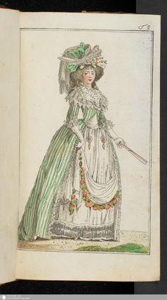 Journal des Luxus und der Moden: Jänner, 1789.