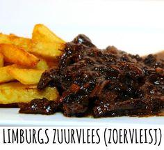 Een recept voor Limburgs zuurvlees (zoervleisj)!