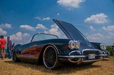 C1 Restomod Corvette