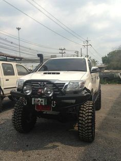Awesome Toyota Hilux