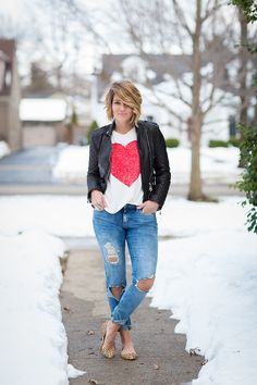 5 Valentine's Day Outfit Ideas
