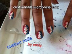 nails for the dead shows