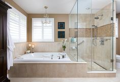 Bedroom and Bathroom Designs | Jane Lockhart Interior Design
