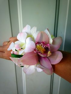 CBP122 Weddings Riviera Maya/ bodas /orchid corsage