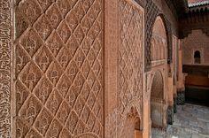 Madrasa Wall