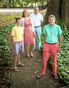 Lowcountry family photos. Bluffton's Best Family Photographer 2012-2014.