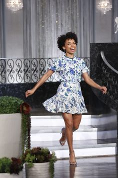 Big Chop Styles, Logan Browning, Curly Hair Styles, Natural Hair Styles, Look Fashion, Fashion Outfits, Looks Halloween, Summer Outfits Women, Black Is Beautiful