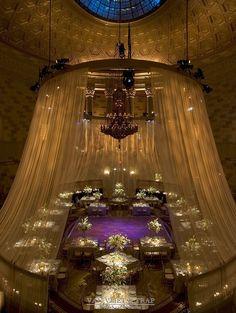 Gotham Hall Potential wedding spot    A Manhattan wedding venue   www.partyista.com