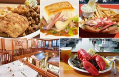 Top 5 Restaurants in Portland, Maine (epicurious)