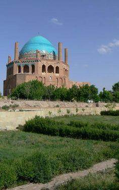 Soltanieh Dome , Zanjan , Iran