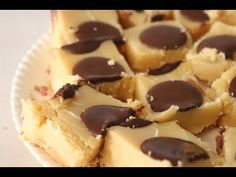 Fudge, sjokolade en koekies; wie kan dan nou nee sê?