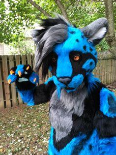 Hello, I am Zabrath, the furry of the darkness! Feel my ZabWRATH, while I release my FURrY!