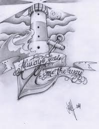 Lighthouse tattoo <3