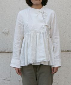 mumokuteki / リネンラバリジャケット | mumokuteki - ムモクテキ公式通販サイト