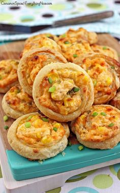 Jalapeno Popper Puff Pastry Rolls by CinnamonKitchn, via Flickr