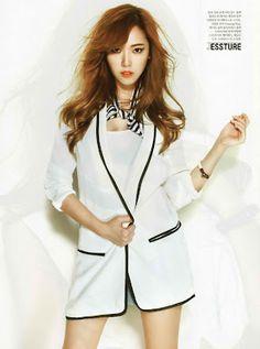 Jessica Jung - Elle Girl Korea June 2012 SNSD Girls' Generation