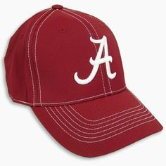Alabama Crimson Tide UA NCAA One Fit Endurance Hat Large / X-Large by Top of the World. $15.94. One-Fit. Officially licensed by the NCAA and University.. Available in Two Sizes.. Tough Durable construction. Official team colors. Performance blend precurved stretch-fit cap with contrast stitching. Embroidered 3D wordmark on front.