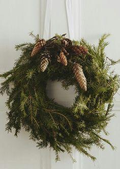 Merry Little Christmas Simple Christmas Natural Christmas