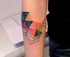 Tattoo Farbe für farbenfrohe Abbildungen auf Ihrem Körper