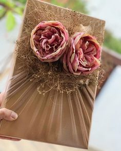 """SjDesign on Instagram: """"Gift boxes wrapped with net and adorned with beautiful pink flowers! Get your own!!! DM to place an order. #sharfajandesign #packaging…"""" Gift Boxes, Pink Flowers, You Got This, Wraps, Gift Wrapping, Packaging, Tableware, Gifts, Wedding"""