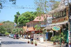 Tamarindo, Costa Rica.. I've been here! My hotel was directly across from this!
