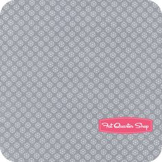 Feathered Friends Gray Packed Tonal Dots by Deborah Edwards for Northcott Fabrics
