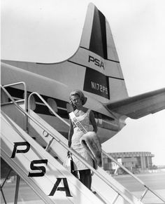PSA Personalities Repository: San Diego Air and Space Museum Archive