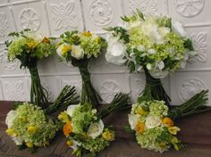 white green blue wedding bouquet - Google Search