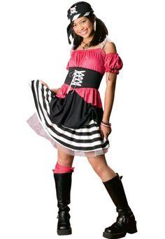 Pirate Costume Inspiration