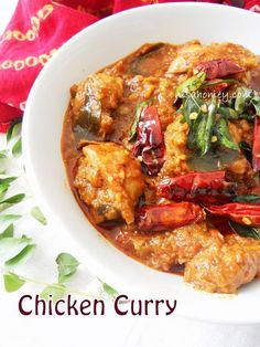Cooking Is Easy: Nadan Chicken Curry (Kerala Style)