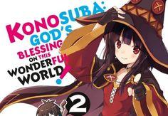 Konosuba Vol. #02 Manga Review